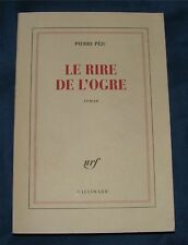 Le Rire De L'ogre by Pierre Peju and Pierre Pâeju (2005, Book)