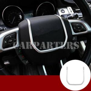 For Land Rover Range Rover Evoque Inner Steering Wheel Cover Trim 2012-2018