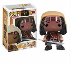 Funko POP The Walking Dead Michonne Vinyl Action Figure 4'' Toy Doll New Gift