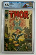 Thor #138 CGC 6.5 - The Mighty 1st Ogur and Orikal Marvel Comics