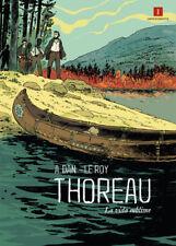 Thoreau la vida sublime. NUEVO. Nacional URGENTE/Internac. económico. COMIC Y JU
