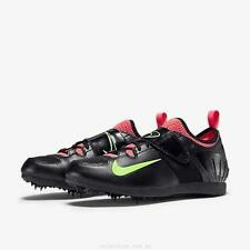Mens 11.5/Womans 13 Nike Zoom PV II Pole Vault Track & Field Spikes -Black/Punch