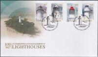 "2015 FDC Australia. Lighthouses: Commonwealth Management P&S PictFDI""HOBART"""