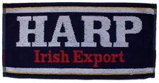HARP IRISH EXPORT Pub Beer BAR TOWEL