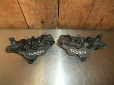 Triumph Sprint ST 955i 2000 1st Gen Front Brake Calipers Pair VGC #153