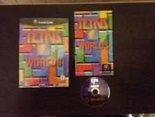 Tetris Worlds Gamecube Game Cube PAL ESPAÑOL
