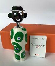 """Alessi AM23 3 """"Alessandro M"""" cavatappi collezione edizione limitata """"pois"""" 2003"""