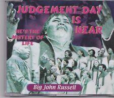 Big John Russel-Judgement Day Is Near cd maxi single 2 tracks