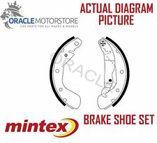 NEW MINTEX REAR BRAKE SHOE SET BRAKING SHOES GENUINE OE QUALITY MFR332