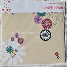 Craft Affair Papercraft Deeva 12x12 Paper Pack