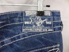 True Religion Straight Leg Denim Jeans for Women