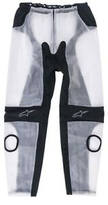 Alpinestars Racing Rain Pants Motorcycle Sport Pull Over Rainwear