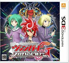 NEW Nintendo 3DS Cardfight!! Vanguard G Stride to Victory Japan Import F/S