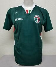 Mexico Soccer Team Men's New Exclusive Style Jersey 2018 100% Polyester