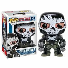 Captain America: Civil War Crossbones Pop! Vinyl Figure