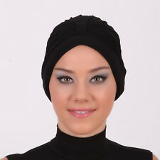 US Seller! NEW Fancy Bonnet Cancer Chemo Hijab Turban Cap Beanie many Colors .