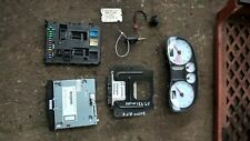 PEUGEOT 307CC 307 cc 2.0 PETROL ECU KIT 89,931 MILEAGE 9659580780 AUTOMATIC