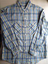 Sugar Cane Toyo Enterprise Work Wear Check Shirt beams flathead 45rpm eternal