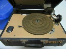 New listing Antique Phonograph Birch Boetsch Bros Ny working condition