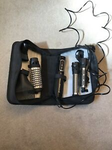 Remington Volume and Curl Hair Styler Hairdryer with 5 Attachments in Case