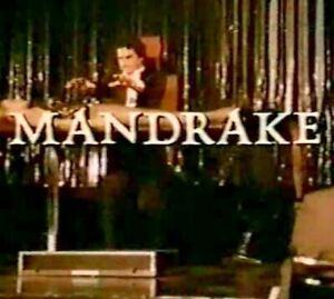 Mandrake - 1979 Stars: Anthony Herrera, Simone Griffeth (UK/Euro dvd disc)