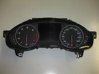 Audi A6 A7 4G 4G8 C7 FSI Fis Bas Compte-Tours Groupe Instrument 4G8920900B T144