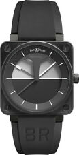 BR-01-HORIZON | BRAND NEW BELL & ROSS INSTRUMENTS LIMITED EDITION MEN'S WATCH