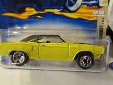 Hot Wheels '70 Plymouth Road Runner #110 Yellow