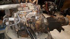 Sale CUMMINS 4BT 3.9 TURBO DIESEL ENGINE p pump p7100 Ford trans Free shipping