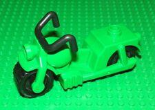 LEGO 9181 - Duplo Motorcycle - Green