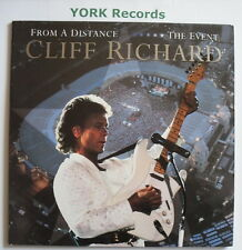 CLIFF RICHARD - From A Distance ... The event - Ex Double LP Record EMI CRTV 31