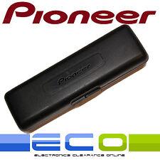 PIONEER geniune Voiture Radio Stéréo visage de protection en plastique transportant cas (noir)