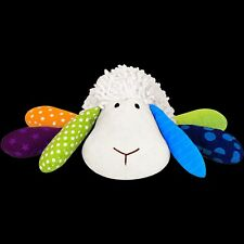 Wee Believers Lil' Prayer Buddy Louie the Lamb Stuffed Toy says the Lords Prayer
