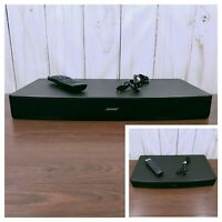 BOSE Solo 15 TV Sound Bar System w/Remote - Works great.