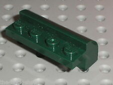 LEGO DkGreen Brick Curved Top ref 6081 / Set 9498 79111 8097 7868 10218 10242...