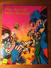 The Art of Neal Adams Volume One (1975)