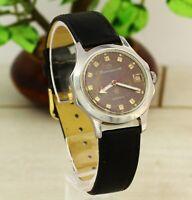 1980's VOSTOK Chistopol Zakaz MO 2234 RARE octagonal case USSR Soviet wristwatch