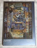Brand New & Sealed - W H SMITH 1000 PIECE JIGSAW 'THE PHARMACIST' by BILL BELL