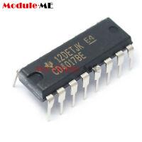 10PCS DIP-16 CD4017 CD4017BE 4017 Decade Counter Divider IC ModuleMe