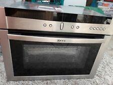 Neff Mega Steam multi function oven