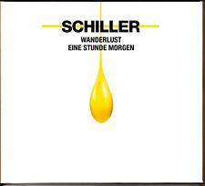 SCHILLER, Wanderlust (Limited Ed. CD + BLU-RAY) CHRISTOPHER VON DEYLEN, ENIGMA
