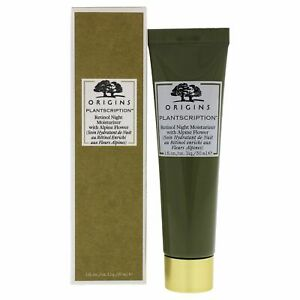 Plantscription Retinol Night Moisturizer With Alpine Flower by Origins - 1.0 oz