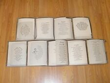 Large Lot of Inspirational Motivational Quotes Prints Various Sizes Wording