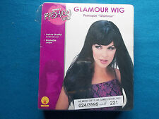 """RUBIE'S FASHION WIGS - PERRUQUE """"GLAMOUR"""" - BRAND NEW IN BOX"""