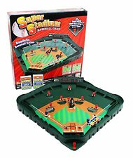 Baseball Games For Kids Super Stadium Board Sport Fun Play Toy Bat Balls Action