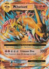 Charizard EX Evolutions Pokémon Individual Cards