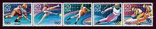 #2615a 29c 1992 Winter Olympics, Se-Tenant Strip, Mint **ANY 4=FREE SHIPPING**