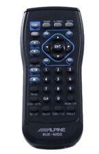 X208U X110-SRA OEM Alpine Remote Control Originally Shipped with: X110SRA X208U