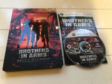 Brothers in Arms Hell's Highway (Xbox 360) Special Limited Steelbook Edition