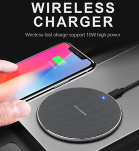 OLAF 10W Qi Wireless Charger Receiver for Samsung iPhone Fast Charging NYPR